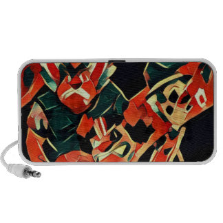 The Class Clown Collection Doodle by OrigAudio™ Portable Speaker