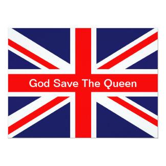 The Classic Union Jack Card