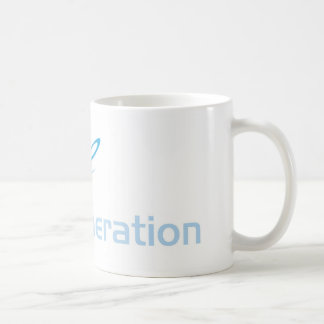 The Classic WAVEgeneration Mug