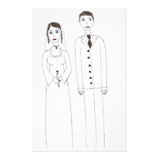 The Classic wedding Stationery Paper