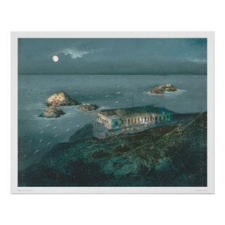 The Cliff House and Seal Rocks (1157) Poster