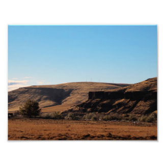 The Cliffs of Morrow County II Photo Print