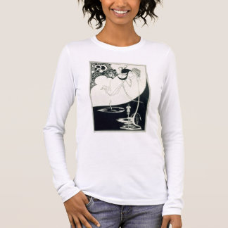 The Climax, illustration from 'Salome' by Oscar Wi Long Sleeve T-Shirt