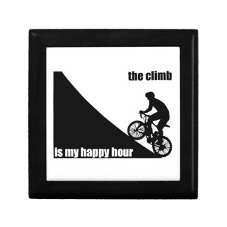 The Climb Is My Happy Hour Gift Box