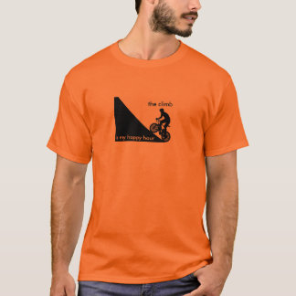 The Climb Is My happy Hour T-Shirt
