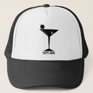 The Climb Is My Happy Hour Trucker Hat
