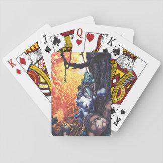 The Climb Poker Deck