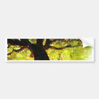 The Climbing Tree Bumper Sticker