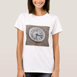 The clock on the facade of the Palazzo dei Priori T-Shirt