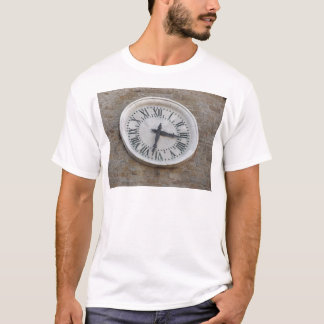 The clock on the facade of the Palazzo dei Priori T-Shirt