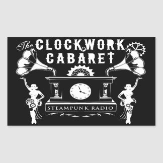 The Clockwork Cabaret Sticker