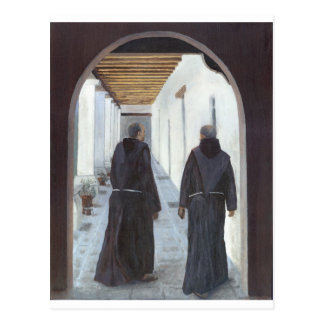 The Cloister Postcard