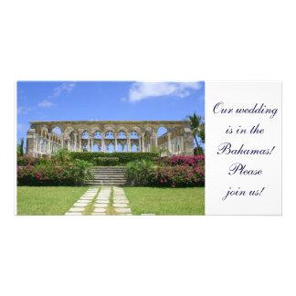 The Cloisters, Paradise Island, Bahamas Card
