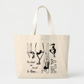 The closest one can get to flying... Aerialist Bag