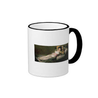 The Clothed Maja c 1800 Mugs