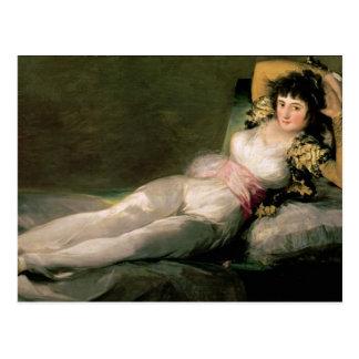 The Clothed Maja, c.1800 Postcard