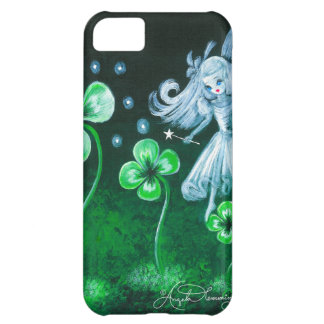 The Clover Faerie Of April Case For iPhone 5C