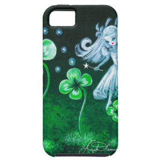 The Clover Faerie Of April iPhone 5 Cases