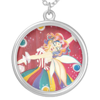 The Clown Fairy Necklace