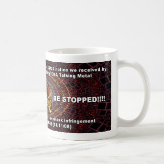The CMS Cannot Be Stopped Coffee Mug