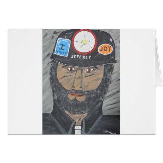 The Coal Man Card