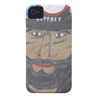 The Coal Man iPhone 4 Case-Mate Cases