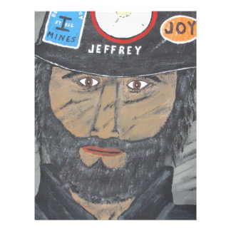 The Coal Man Letterhead