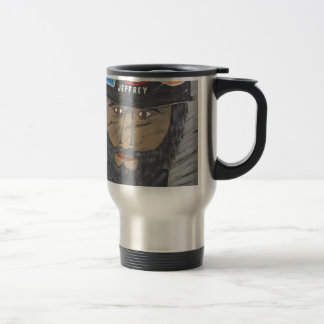 The Coal Man Travel Mug