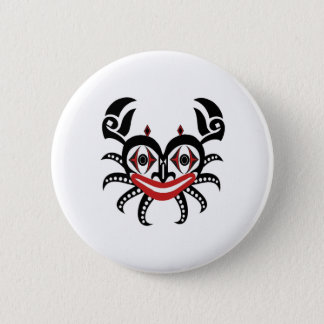 THE COAST GUARDIAN 2 INCH ROUND BUTTON