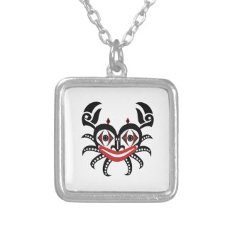 THE COAST GUARDIAN SILVER PLATED NECKLACE