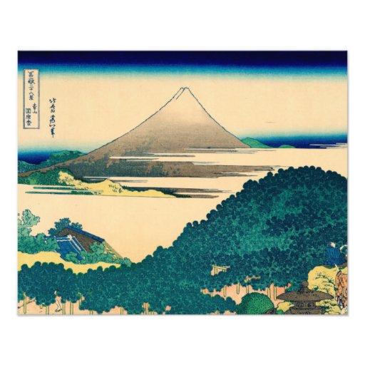 The coast of seven leagues in Kamakura Photo Print