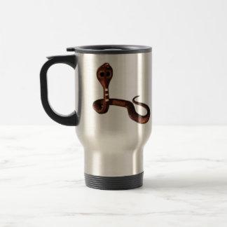 The Cobra, Deadly Snake Travel Mug