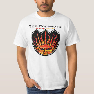 The Cocanut Band K/M Album T-shirt # 1
