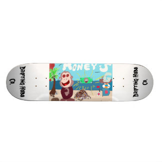 The Coconuts Skate Deck