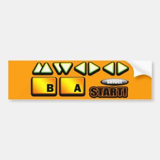 The Code Bumper Sticker
