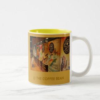 @ THE COFFEE BEAN      ... Two-Tone COFFEE MUG
