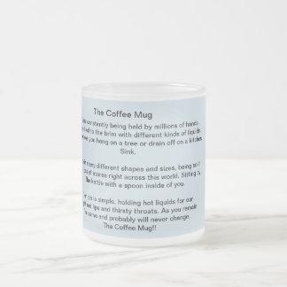 The Coffee Mug- Poetry On a Cup
