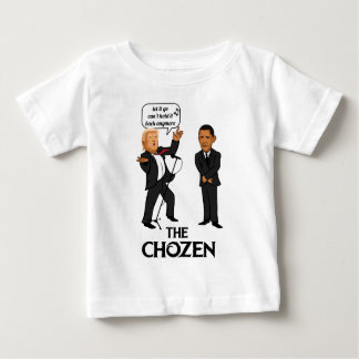 The Cohzen! Trump singing for Obama Baby T-Shirt