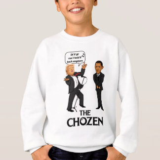 The Cohzen! Trump singing for Obama Sweatshirt