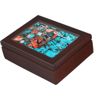 The Cold Reveals Keepsake Box