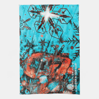 The Cold Reveals Kitchen Towel