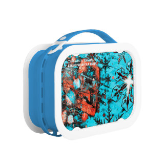 The Cold Reveals Lunch Box