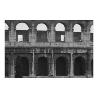 The Coliseum Poster