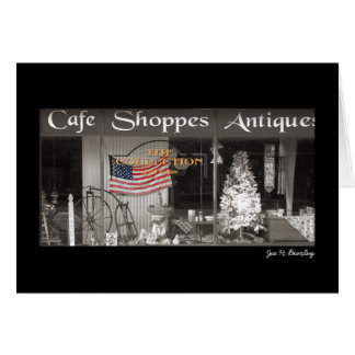 The Collection Mall-McMinnville Tennessee Card