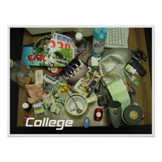 the College Poster