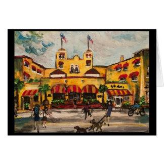 """The Colony Hotel at Delray Beach, Florida"" Card"
