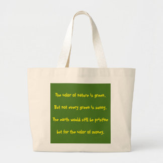 """The Color of Nature"" Tote"