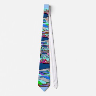 The Colorado Whale Tie by NJoy