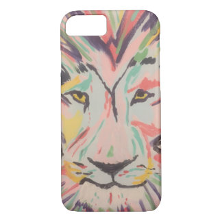 The Colorful Lion iPhone 8/7 Case