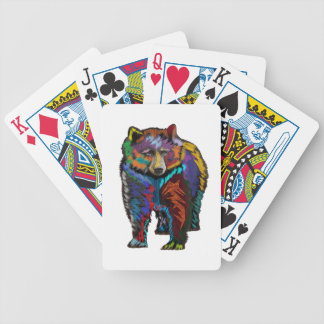 THE COLORFUL SHOW BICYCLE PLAYING CARDS